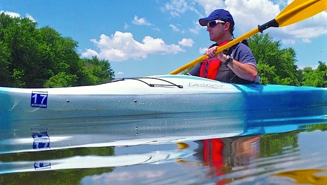 Interest in kayaking continues to grow in Pennsylvania, as it connects anglers and recreational paddlers alike to our state's abundant water resources.