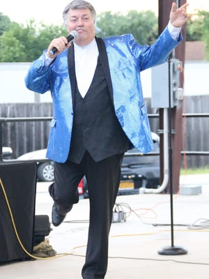 Rich Wilson performed in Port Jervis last week after a pandemic lull.
