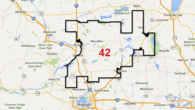 A special election will be held in Fond du Lac County to chose candidates for Assembly District 42. The position has been vacant since December 2017.