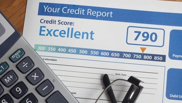 The better your credit score, the better your ability to get credit.