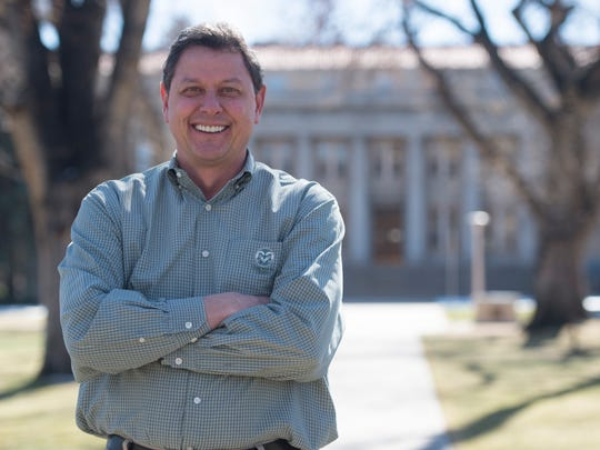 Colorado State University Vice President of Advancement Brett Anderson will transition into his new role, special assistant to university President and Chancellor Tony Frank, this summer.