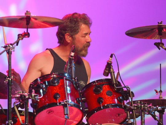 Creedence Clearwater Revival appears in concert at the Pechanga Indian Reservation and Casino in Temecula, Calif. in 2005.