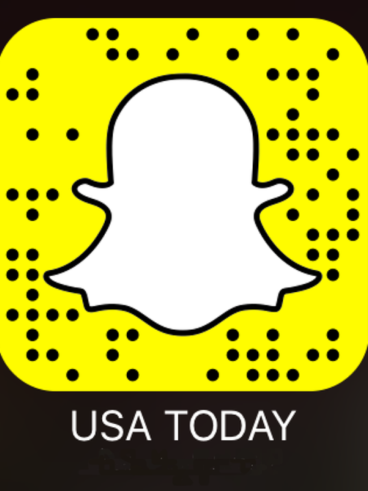 usatoday snapchat code