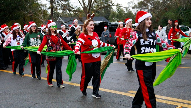 Hattiesburg Christmas Parade 2020 Holiday events around the Pine Belt and in Hattiesburg 2019