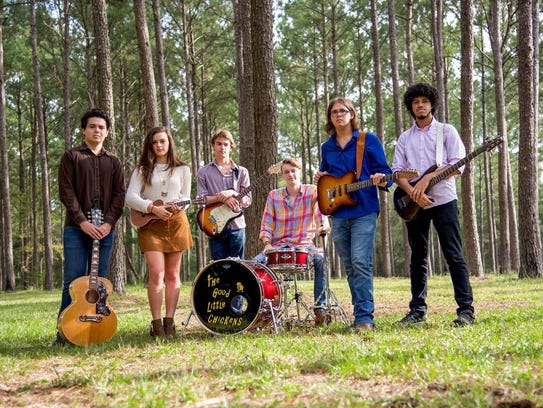 The Good Little Chickens  brings a mix of funk, blues