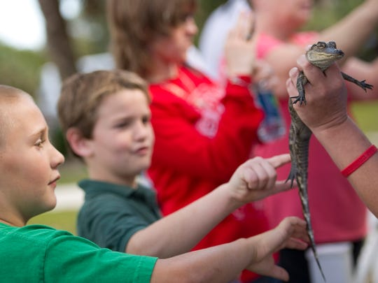 Party In the Park, an annual family-friendly environmental event, is this weekend at Fort Pierce Inlet State Park.