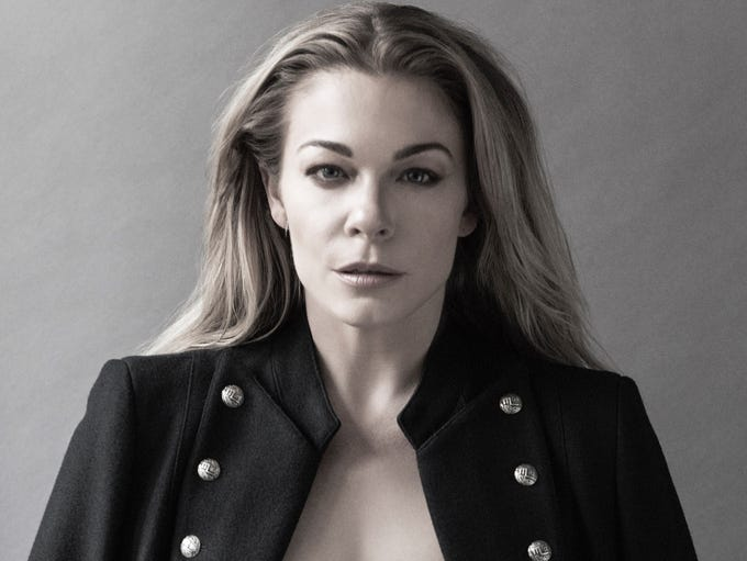LeAnn Rimes will open the 24th season of Civic Hall