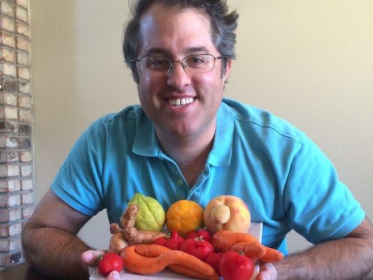 Ugly fruits and veg -  Jordan Figueiredo