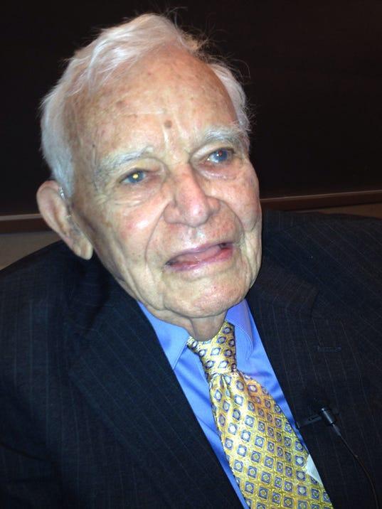 Landrum Bolling turns 100