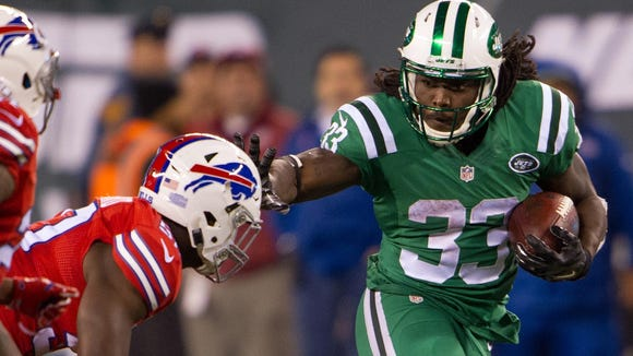 USP NFL: BUFFALO BILLS AT NEW YORK JETS S FBN USA NJ