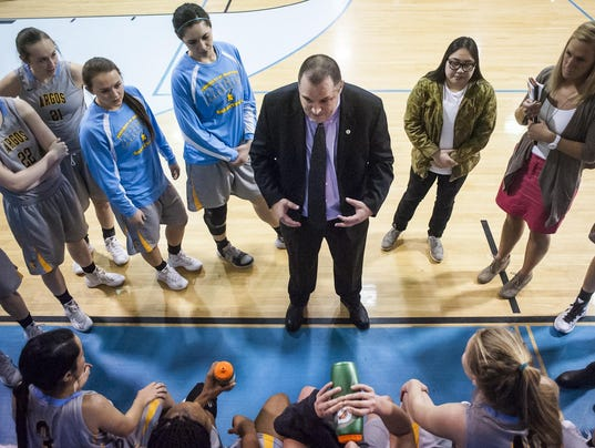 UGF Womens' Basketball