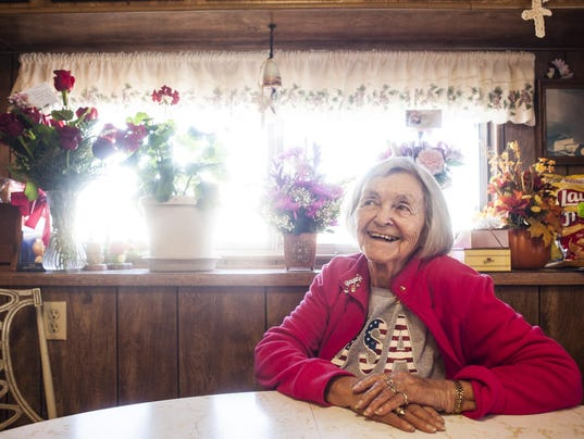 Lillian Sharette Centenarian