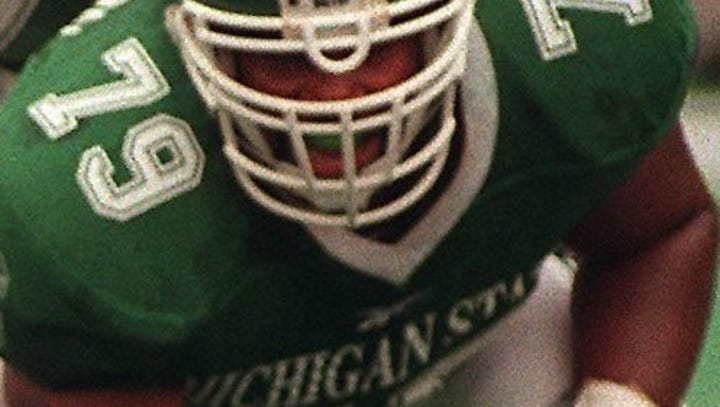 'Who wore it best' at Michigan State: No. 79