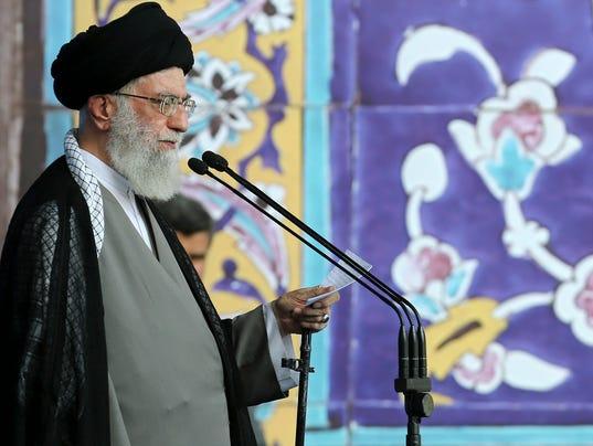AP MIDEAST IRAN NUCLEAR U.S. I IRN