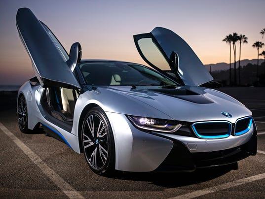XXX TEST DRIVE BMW I8