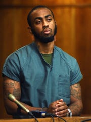 Jahmad Green, 22, was sentenced Wednesday to 27 years