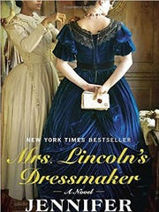 'Mrs. Lincoln's Dressmaker' is one of this year's Battle