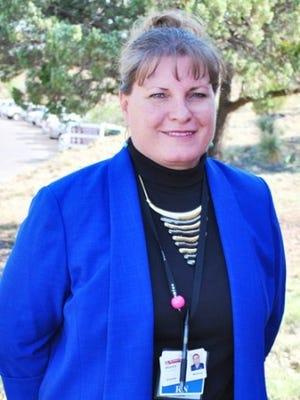 Peggy White, Chief Nursing Officer at Gila Regional Medical Center