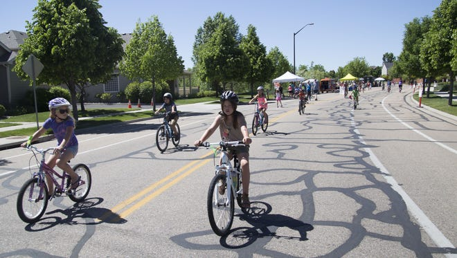 The first Open Streets event of the year is scheduled 10 a.m. to 3 p.m. Sunday along East Stuart Street. Open Streets seeks to promote community involvement and physical activity