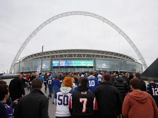 NFL in London-H