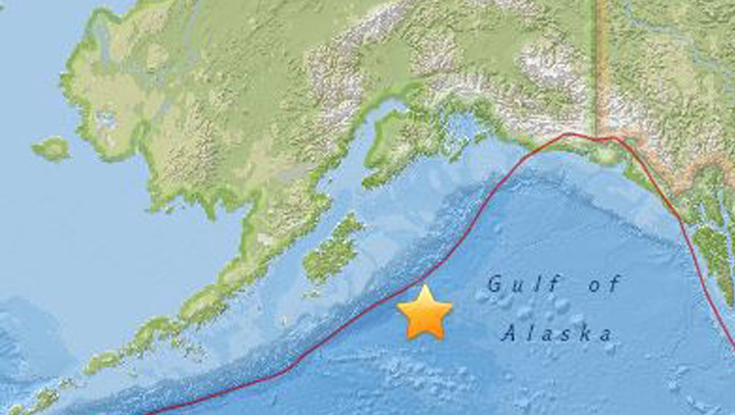 alaska earthquake - photo #28