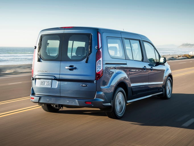 Ford hopes the 2019 Ford Transit Connect Wagon will
