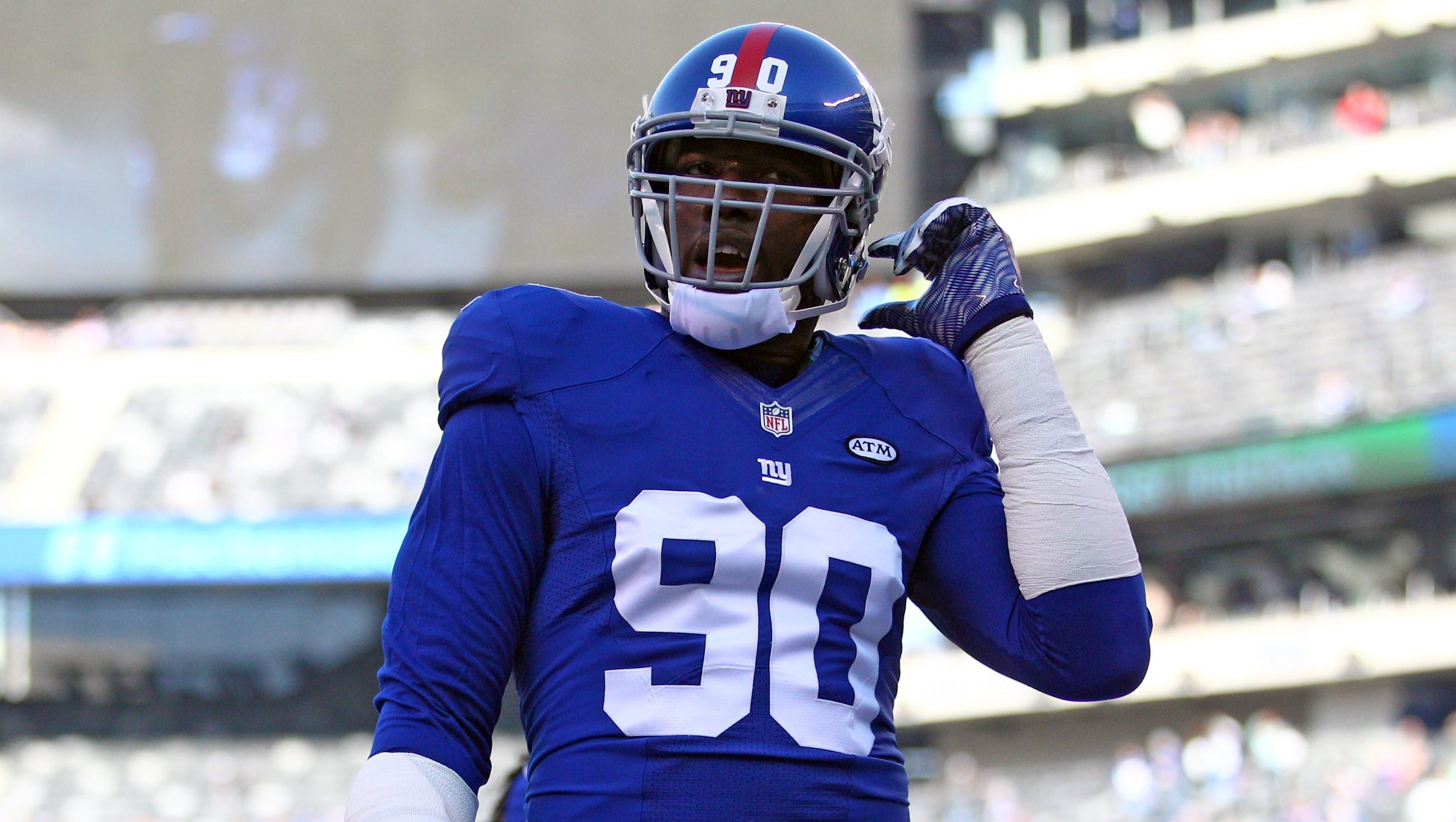 Jason Pierre Paul sues ESPN Adam Schefter for posting medical records