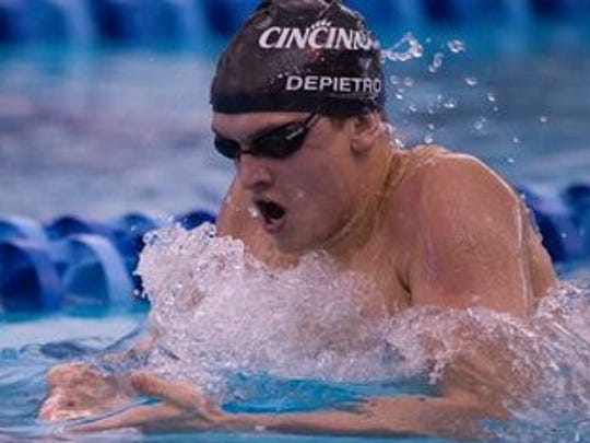 Former Lancaster standout Ryan DePietro qualified for the Olympic Trials in 400 IM.