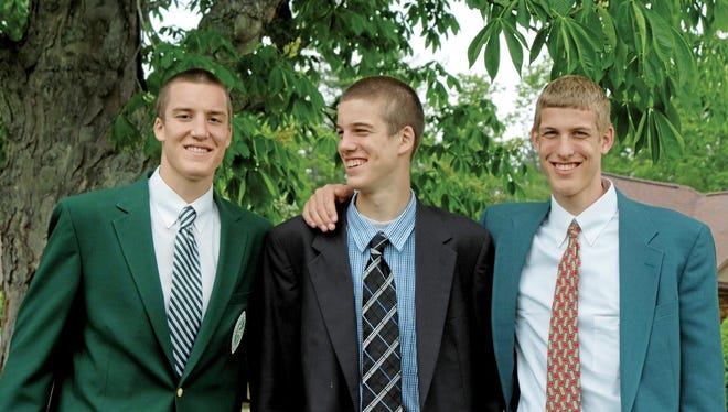 Miles, Marshall and Mason Plumlee, were among the players Burt Siders dealt with during his time at Christ School.