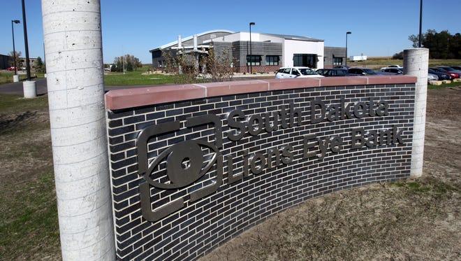 South Dakota Lions Eye Bank at 4501 W. 61st St. North (Jay Pickthorn/Argus Leader)