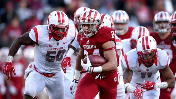 Mike Majette (24) rushed for 181 yards on 37 carries (4.9 average) in 12 games a season ago.