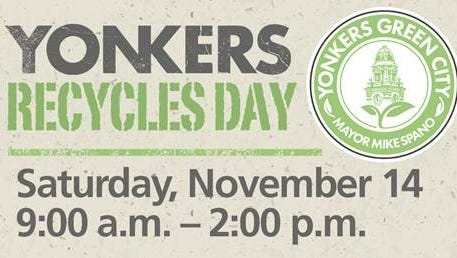 Yonkers Recycles Day