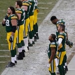 Packers stress national anthem's importance amid NFL protests