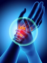 Arthritis affects nearly 25 percent of the population.