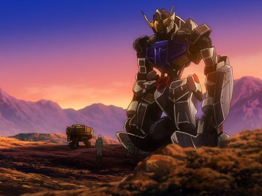 "Life goes on, even after tragic battles in ""Mobile Suit Gundam: Iron-Blooded Orphans."""