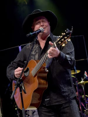 """Tracy Lawrence, whose hits in the '90s included """"Sticks and Stones"""" and """"Time Marches On,"""" will kick off the series Sept. 20."""