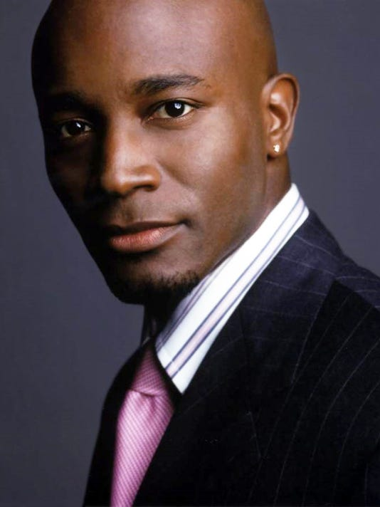 Taye Diggs Excited To Host Aids Walk Here