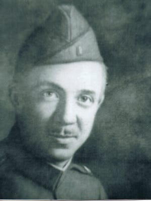 Channing Page was a World War I hero, local aviation pioneer and pen pal.