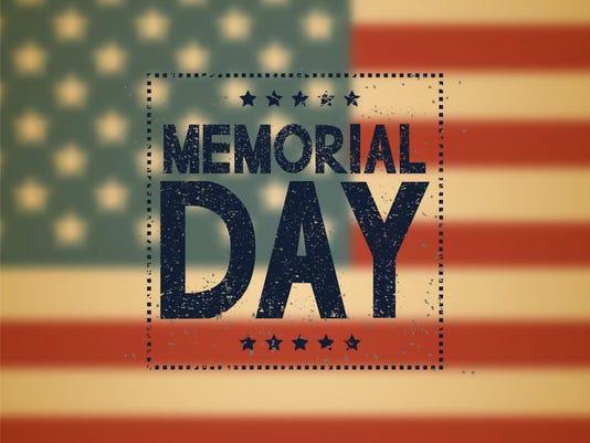 memorial day stock