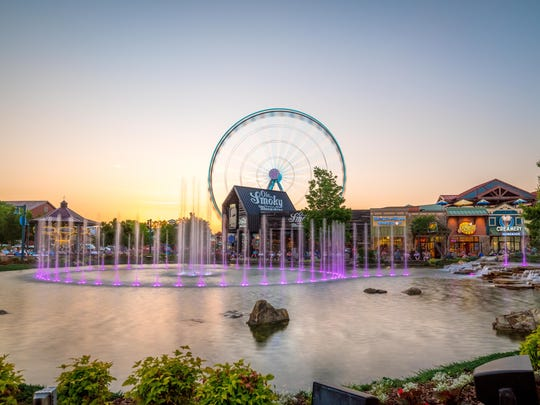 The Island in Pigeon Forge was ranked in the top ten best amusement parks both in the United States and the world in TripAdvisor's 2018 Travelers' Choice Awards.