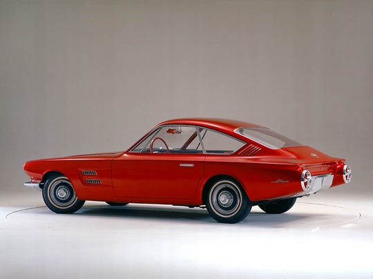 1963 Ford Allegro Concept