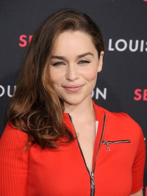 Emilia Clarke will star in the movie version of 'Me Before You.'