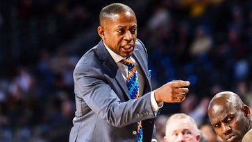 Auburn hires Chad Dollar as its newest men's basketball assistant coach on April 30, 2016.