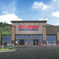 Work starts on Costco in East Lansing