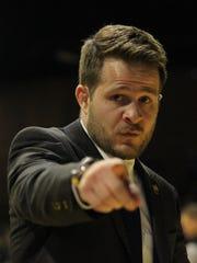 Northern Colorado wrestling coach Troy Nickerson.