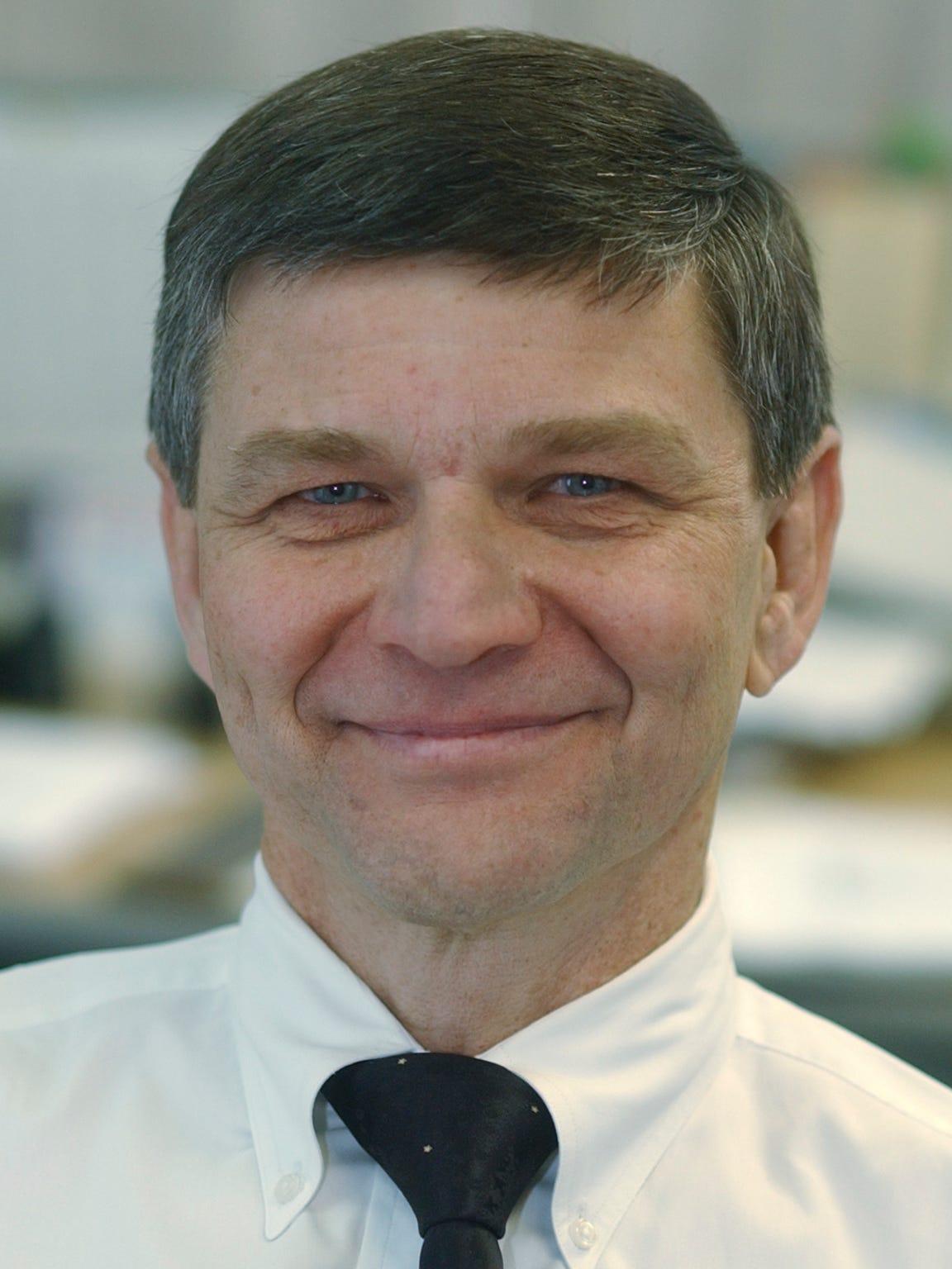 Erv Brinker in 2006.