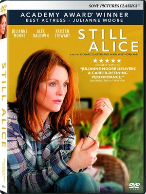 'Still Alice' was released on DVD on May 12.