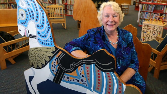 Library Administrator BJ Toewe is retiring after 33 years at the Salem Public Library.