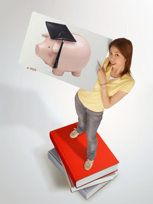 DFP Tompor repay student loans ILLUSTRATION