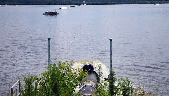 With Hattiesburg's current wastewater lagoons meeting permit levels for about a year, City Council members decided to see if the lagoons could be used as the city's sole wastewater treatment system.
